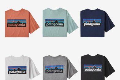 파타고니아 P-6 로고 포켓 리스폰서빌리티 반팔 티셔츠 6종 61,900원