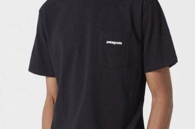 파타고니아 포켓 로고 p-6 반팔 티셔츠 48,900원