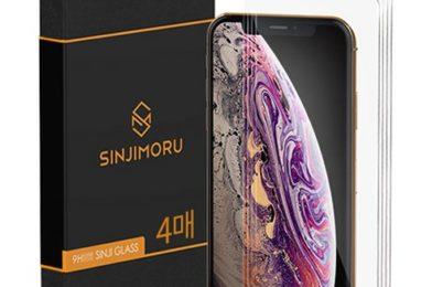 신지모루 2.5D 강화유리 휴대폰 액정보호필름 8,630원
