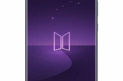 KT기기변경 갤럭시S20+BTS Edition 공시지원금 슈퍼베이직80 914,000원