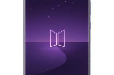 KT선택약정가입 갤럭시S20+BTS Edition 요금제선택 1,397,000원