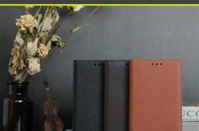 돌핑 마칸자 갤럭시노트10 5G 지갑형 폰케이스 (N971) 블랙 색상 38,000원